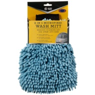 Auto Tech 2-in-1 Microfibre Wash Mitt