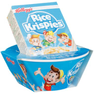 Kellogg's Rice Krispies & Bowl