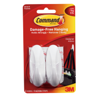 Command Medium Hooks 2pk