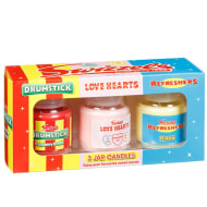 Swizzels Candle Gift Set 3pk