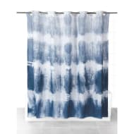 Beldray Hookless Shower Curtain - Watercolour