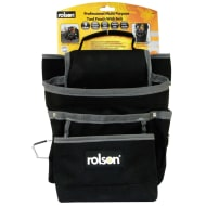 Rolson Multipurpose Tool Pouch with Belt