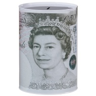 Sterling Money Box Large