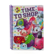 Shopkins A5 Hardback Notebook