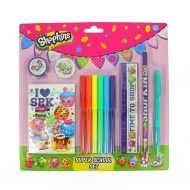Shopkins Super School Stationery Set