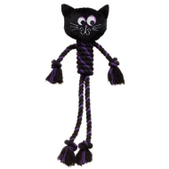 Spooky Dog Rope Toy - Cat
