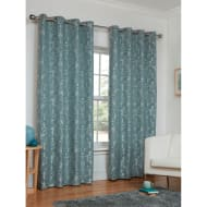 Dorchester Damask Fully Lined Curtains - 90 x 90