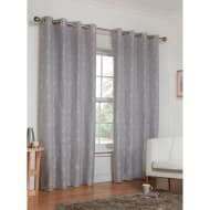 Dorchester Damask Fully Lined Curtains - 66 x 72