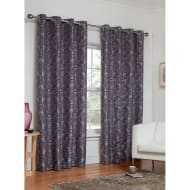 Dorchester Damask Fully Lined Curtains - 46 x 72