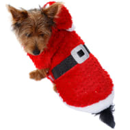 Christmas Dog Outfit - Small - Large - Santa Claus