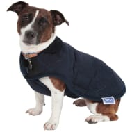 RSPCA Dog Coat with Fur Lining