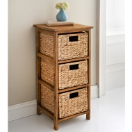 Alexa Hyacinth 3 Drawer Unit