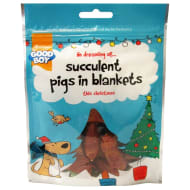 Good Boy Succulent Pigs in Blankets