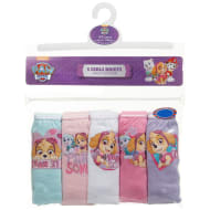 Girls Paw Patrol Briefs 5pk