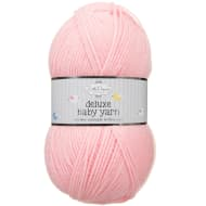 Baby Deluxe Yarn 100g - Pink