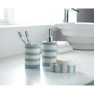 Colour Stripe Bathroom Set 3pc