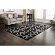 Gatsby Tile Hand Carved Rug 110 x 160cm