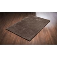 Desire Luxury Deep Pile Plain Rug 60 x 110cm