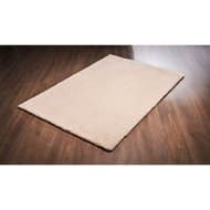 Desire Luxury Deep Pile Plain Rug 100 x 150cm