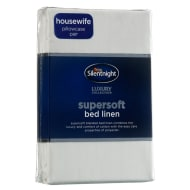 Silentnight Pillowcase Pair - Cream