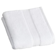 Signature Zero Twist Hand Towel - White