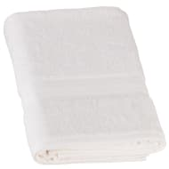 Signature Zero Twist Bath Towel - Cream