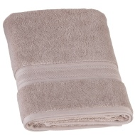 Signature Zero Twist Bath Towel - Biscuit