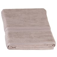Signature Zero Twist Bath Sheet - Biscuit