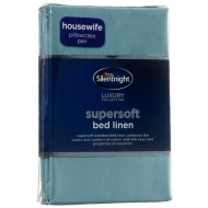 Silentnight Pillowcase Pair - Teal