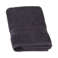 Signature Zero Twist Bath Towel - Charcoal