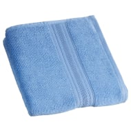 Signature Zero Twist Hand Towel - Cornflower