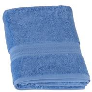 Signature Zero Twist Bath Towel - Cornflower