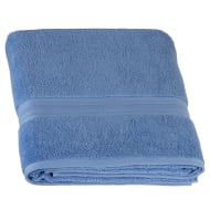 Signature Zero Twist Bath Sheet - Cornflower