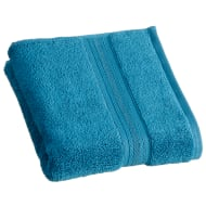 Signature Zero Twist Hand Towel - Teal