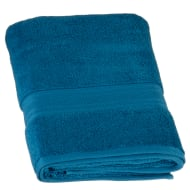 Signature Zero Twist Bath Towel - Teal