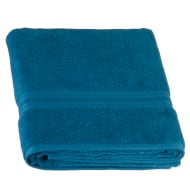 Signature Zero Twist Bath Sheet - Teal