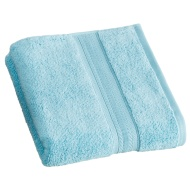 Signature Zero Twist Hand Towel - Aqua