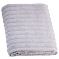 Retreat Zero Twist Ribbed Bath Towel