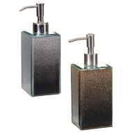 Glitter Ombre Soap Dispenser