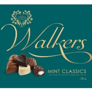 Walkers Mint Chocolate Classics Collection 120g