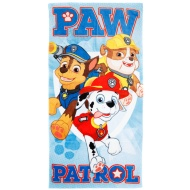 Paw Patrol Kids Towel - Blue