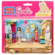 Mega Bloks Barbie Beach Vacation