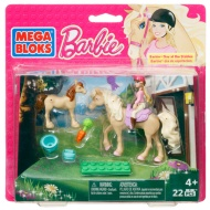 Mega Bloks Barbie Day at the Stables