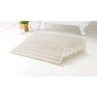 Retreat Reversible Tufted Bath Mat 60 x 90cm