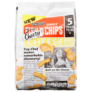Burton's Daily Cheesy Chips Snack Pack 5pk