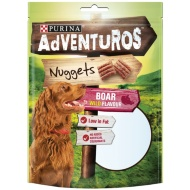 Purina Adventuros Nuggets - Boar Flavour 90g