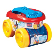 Mega Bloks First Builders Scooping Wagon