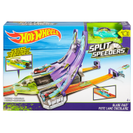 Hot Wheels Split Speeders Blade Raid Play Set