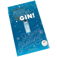 Bombay Sapphire Gin 5cl & Chocolate Advent Calendar