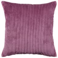 Bubble Rib Cushion Covers 2pk - Plum